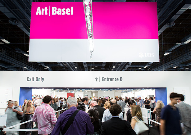 Todo sobre Art Basel, Miami Beach