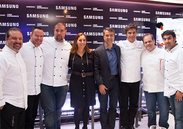 Samsung Chef Experience