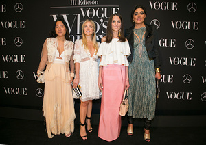 Vogue's Who's On Next 2015