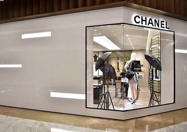Polanco recibe a Chanel