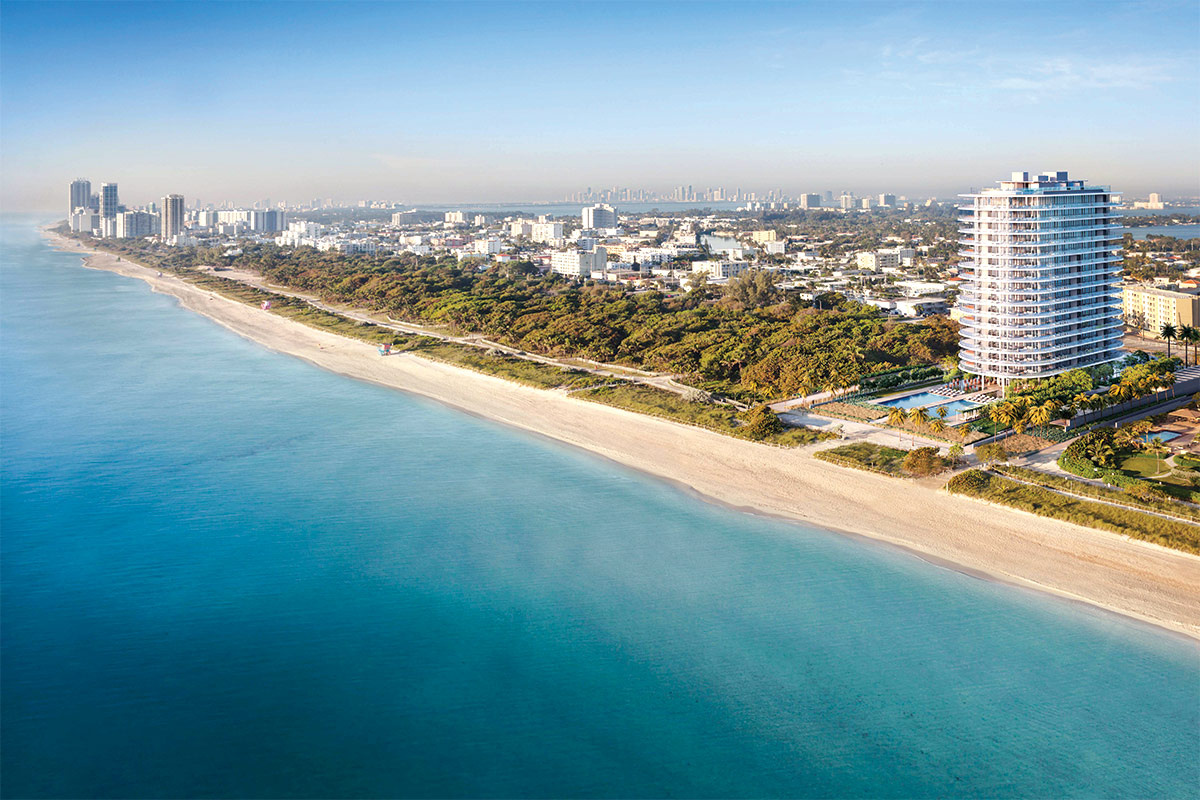 Eighty Seven Park por Renzo Piano