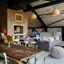 Soho House en Oxfordshire
