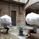 Instalación Head in the Clouds