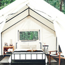 Glamping californiano en AutoCamp
