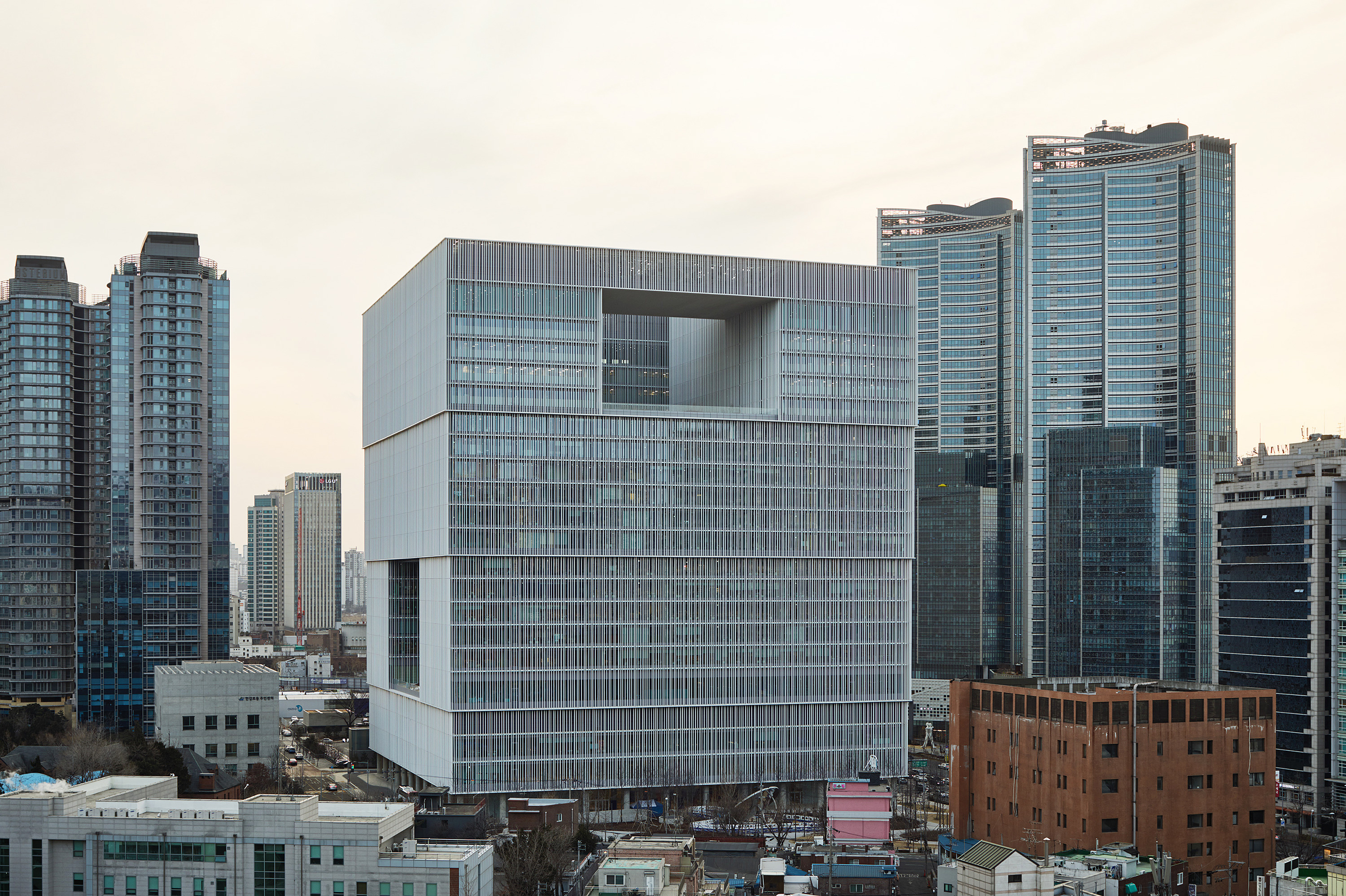 corea del sur amorepacific edificio david chipperfield architects