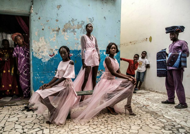 "ganadores World Press Photo 2019 ""Dakar Fashion"""