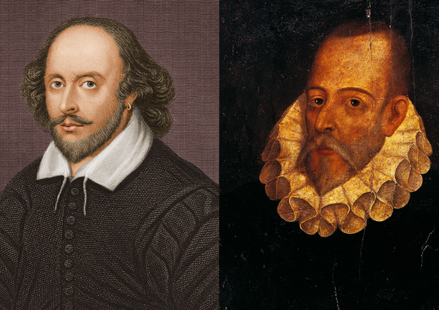 Las diferencias y similitudes entre Cervantes y Shakespeare