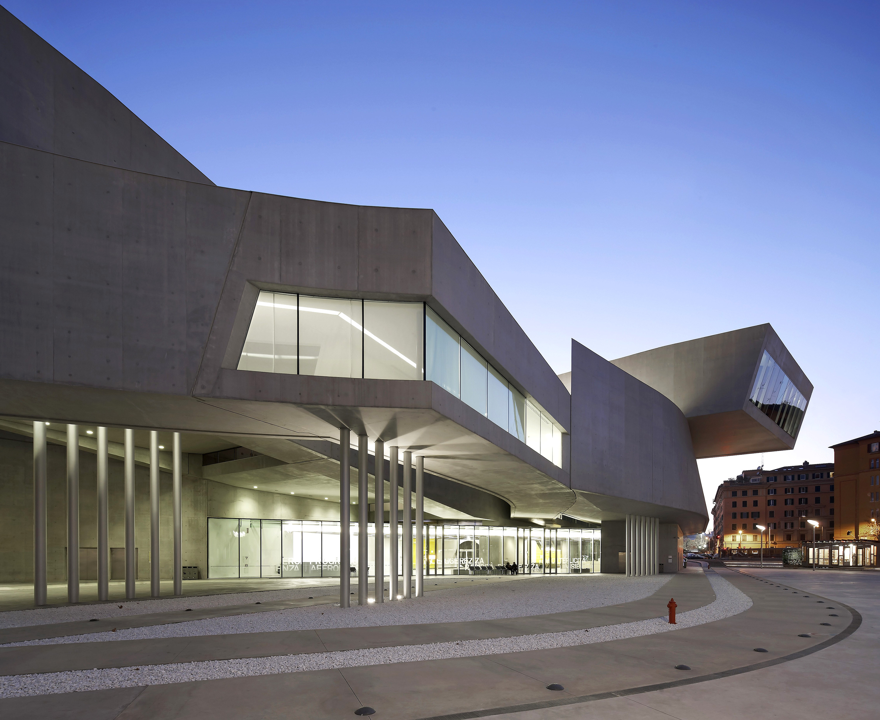 National Museum of the 21st Century Arts