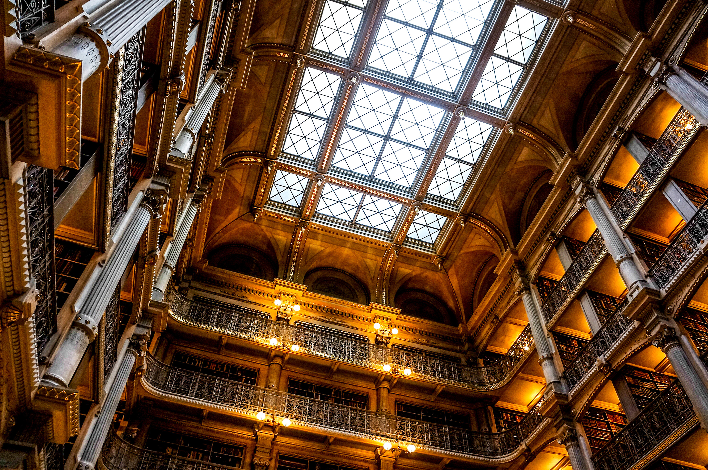 Biblioteca George Peabody (Baltimore).