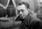 Albert Camus por Cartier-Bresson.
