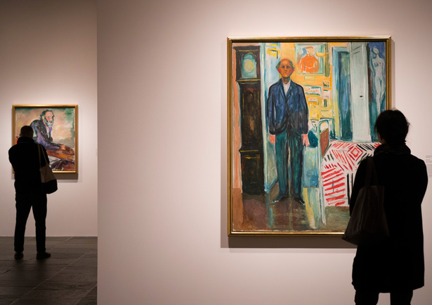 Edvard Munch Exhibition