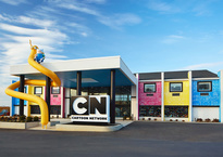 cartoon network personajes en hotel