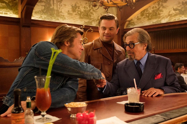 Once upon a Time… in Hollywood de Quentin Tarantino